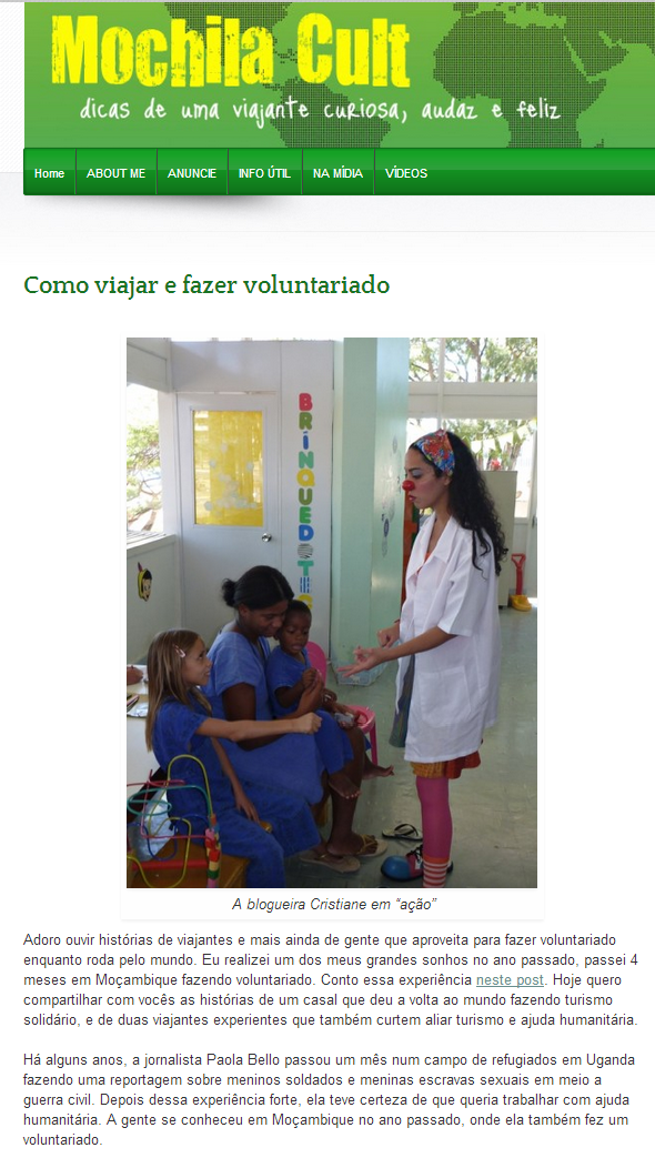 voluntariado -